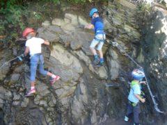 Klettersteig Zimmereben : Familienklettersteig mayrhofen kindergerechter klettersteig und