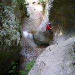 Rio Sallagoni Einstieg