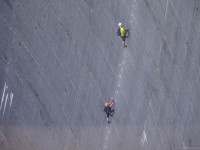 Klettersteig Zillertal : Huterlaner klettersteig mayrhofen zillertal allesklettersteig™