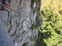 Bella Cascinaia Klettersteig - Bild: Sandra Poschinger
