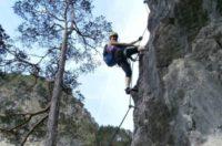 Postalm Klettersteig F Variante : Schwerer absturz im postalmklamm klettersteig Österreichischer