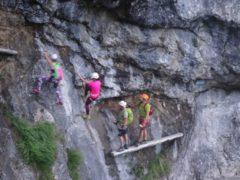 Klettersteig Reit Im Winkl : Klettersteig hausbachfall reit im winkl bayern