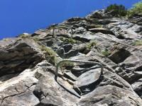 Klettersteig Urnerboden : Klettersteig zingelstöckli via ursi urnerboden