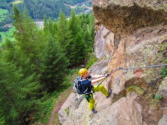 Klettersteig Längenfeld : Klettersteig Ötztal lehner wasserfall und aufstieg zur