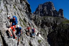 Klettersteig Verdon : Klettersteige weltweit