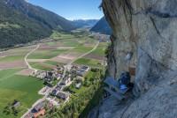 Pursteinwand-Klettersteig - Bild: Manfred Kostner