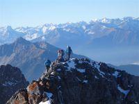 Klettersteig Near Munich : Klettersteig westliche karwendelspitze karwendel