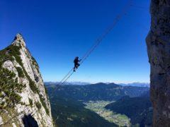 Klettersteig Postalm : Naturfreunde marchtrenk postalm