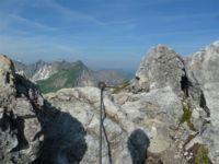 Klettersteig Mindelheimer : Bergfex mindelheimer klettersteig tour bayern