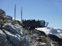 Klettersteig Seewand : Klettersteig seewand