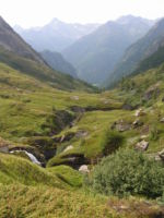 Klettersteig Wilde Wasser