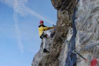 Klettersteig Salewa : Heiliges u ekanonenrohru c salewa klettersteig fasziniert bergfexe