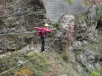 Klettersteig Roen : Klettersteig hoachwool naturns schnalstal