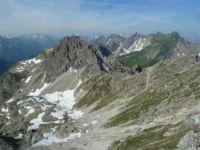 Klettersteig Mindelheimer : Mindelheimer klettersteig bergtouren und biketouren im allgäu