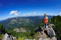 Touren Gratwanderung Dürrnbachhorn -® Eisele Hein