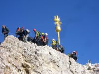 Klettersteig Zugspitze Schwierigkeitsgrad : Höllental klettersteig zugspitze