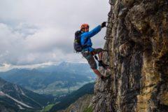 Mindelheimer Klettersteig Unfall : Hindelanger klettersteig gratüberschreitung hoch über oberstdorf