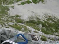 Klettersteig Engstligenalp : Chäligang klettersteig