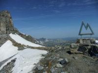 Klettersteig Eiger : Klettersteig eiger rotstock