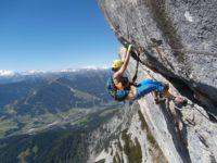 Klettersteig Leoganger Süd - Bild: Sandra Poschinger