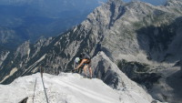 Klettersteig Oberösterreich : Klettersteig kurse touren Ötk