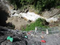 Klettersteig Talbach : Klettersteig talbach zell am ziller