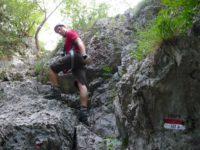 Klettersteig Colodri : Colodri klettersteig arco gardasee tourentipp