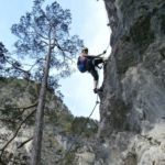 dopamin Klettersteig (Bild: Sandra Poschinger)