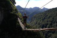 Klettersteig Grünstein : Grünstein klettersteig mit var isidor bergsteigen