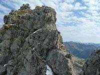 Klettersteig Hindelang : De salewa klettersteig bad hindelang mit gratwanderung über den