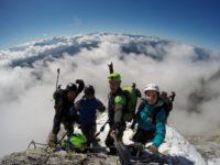 Klettersteig Königsjodler : Königsjodler hochkönig m klettersteig berchtesgadener alpen