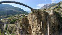 Klettersteig Chateau Queyras : Via ferrata chateau queyras