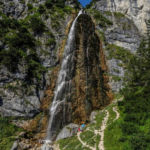 klettersteig dalfazer wasserfall