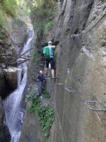 Kesselfall Klettersteig