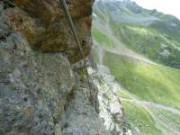 Klettersteig Pitztal : Pitztaler klettergarten murmeltier klettersteig steinbocksteig
