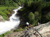 Klettersteig Umhausen : Klettersteig stuibenfall umhausen