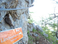 Klettersteig F : A klettersteig mit b stellen via ferrata f pd with some ad youtube