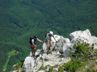 Klettersteig Norddeutschland : Klettersteige deutschland