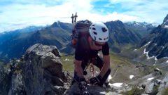 Klettersteig Lünersee : Alpin live klettersteige