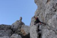 Maximilian Klettersteig : Maximilian klettersteig