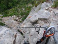 Klettersteig Colodri : Klettersteig ferrata via colodri monte colt