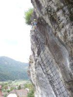 Klettersteig Oberdrauburg - Bilder: Sandra Poschinger
