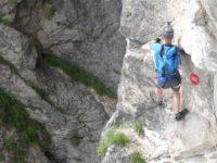 Klettersteig Near Me : Klettersteig reintalersee