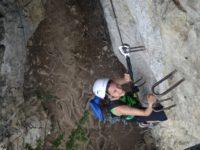 Via Kessi Klettersteig : Via kessi