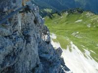 Klettersteig Köllenspitze : Klettersteig köllenspitze