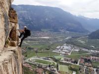 Klettersteig Riva Del Garda : Cima sat via dell amicizia klettersteige