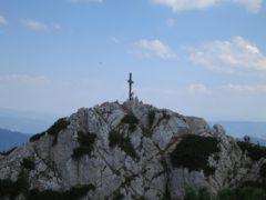 Eisenerzer Klettersteig : Franz scheikl klettersteig hochlantsch bei graz