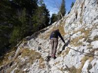 Klettersteig Oberammergau : Kofelsteig klettersteig kofel