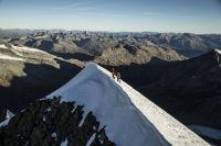 Biancograt Piz Bernina -  Bild: Andrea Badrutt