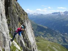 Klettersteig Map : Klettersteig eggishorn